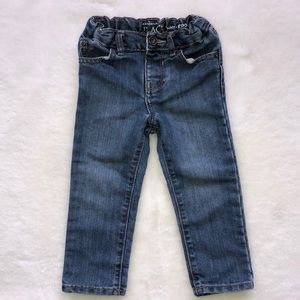 Children's place skinny jeans 2T